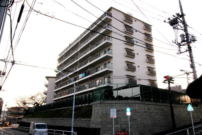 志村城山公園ハイデンス106号室