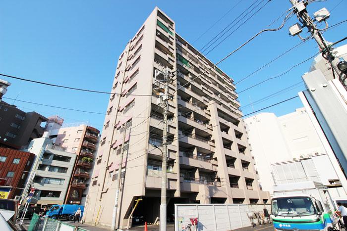 ライオンズマンション豊玉602号室
