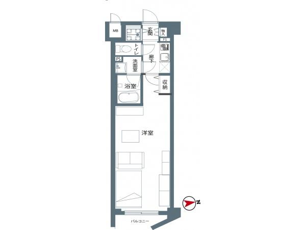 セジョリ大泉学園109号室